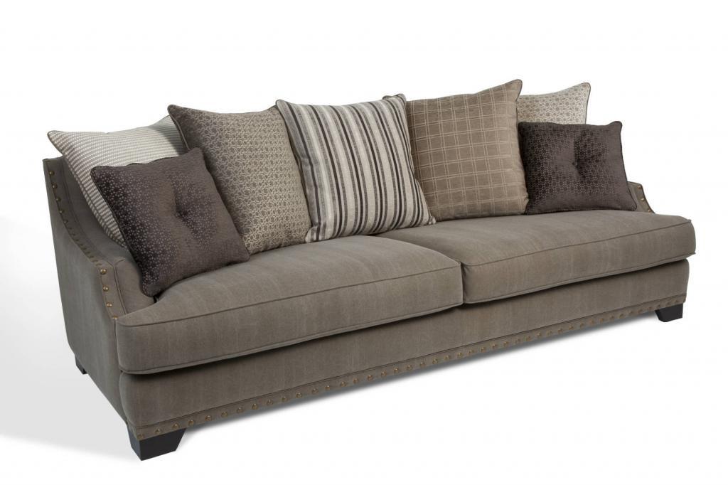Canapé Style Anglais Tissu