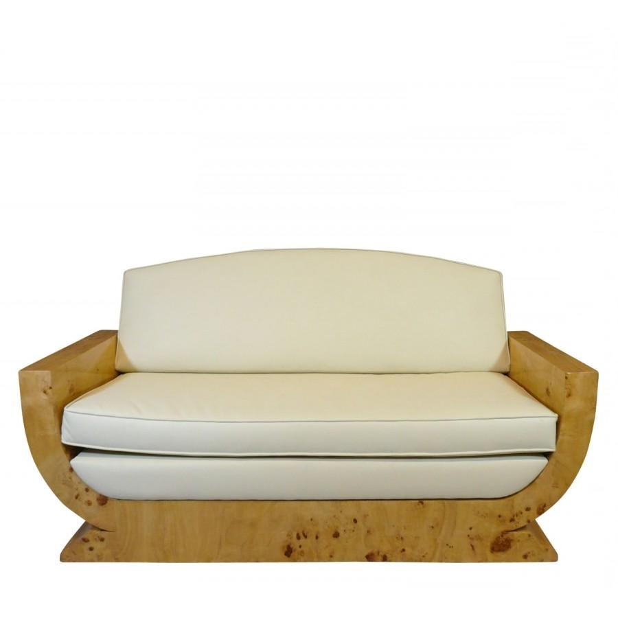 Canape Art Deco Ancien