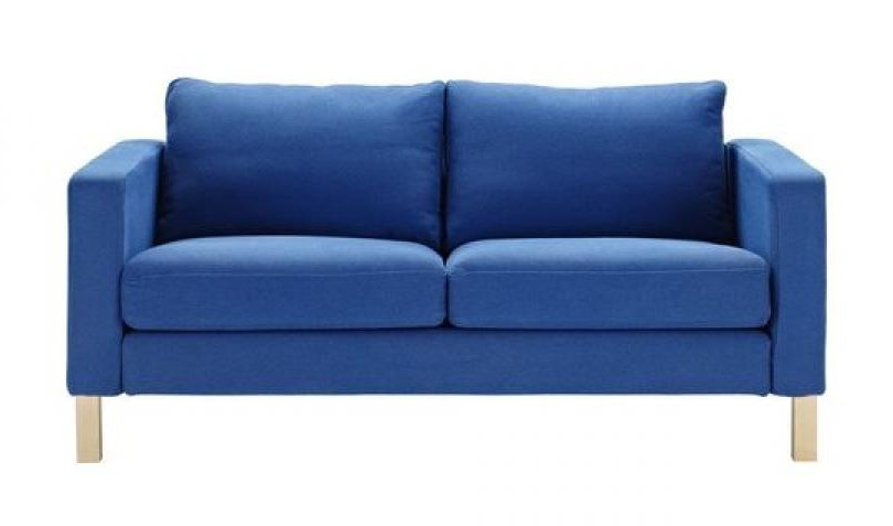 Canape Convertible Bleu Ikea