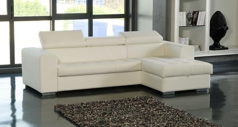 Canape Convertible Meridienne Cuir