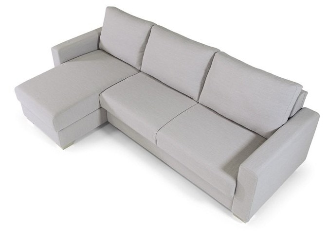 Canape D'angle Convertible Couchage Quotidien 160