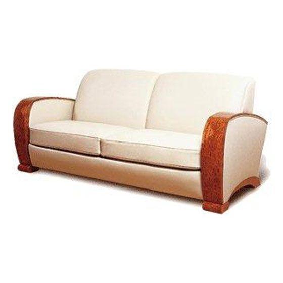Canape Design Art Deco