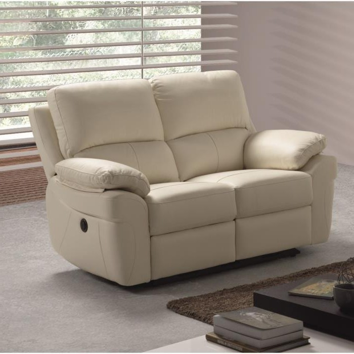 Canape Fauteuil Relax 2 Places