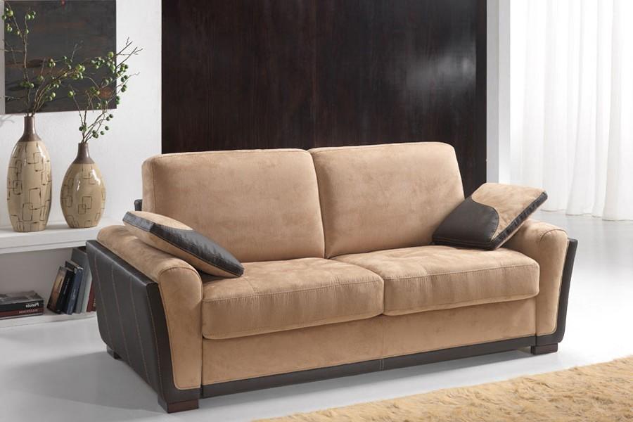 Canape Tissu Grand Confort