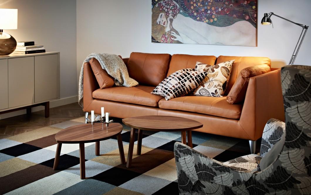 Ikea canape cuir awesome canape ikea lyon maison canape for Canape en cuir ikea