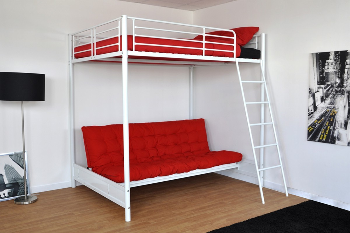 Mezzanine Avec Canapé Ikea