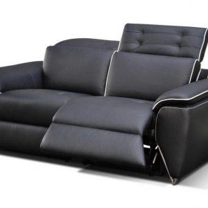 Canap cuir relax electrique 3 places conforama canap id es de d coratio - Canape relax 2 places conforama ...