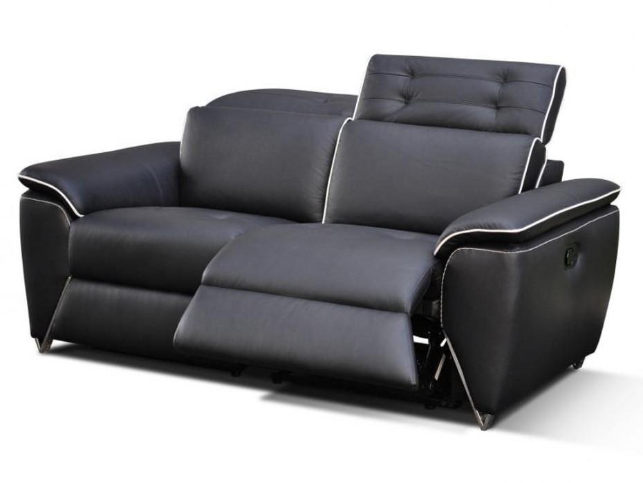 Canapé 2 Places Relax électrique Conforama