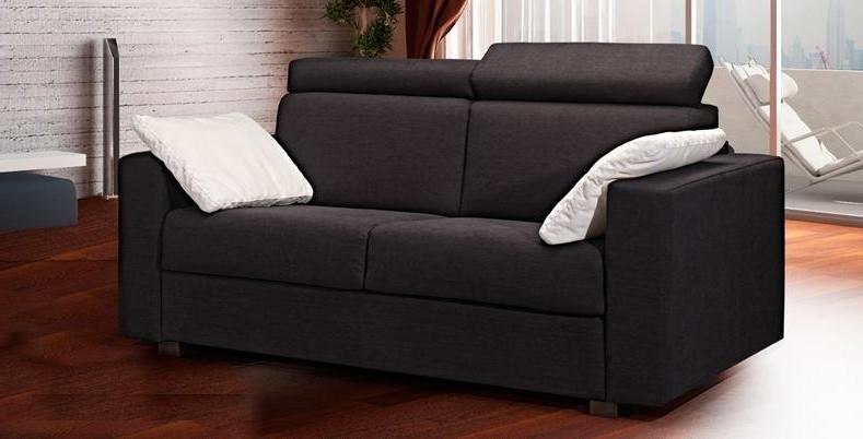 Canapé Convertible 2 Places 160 Cm