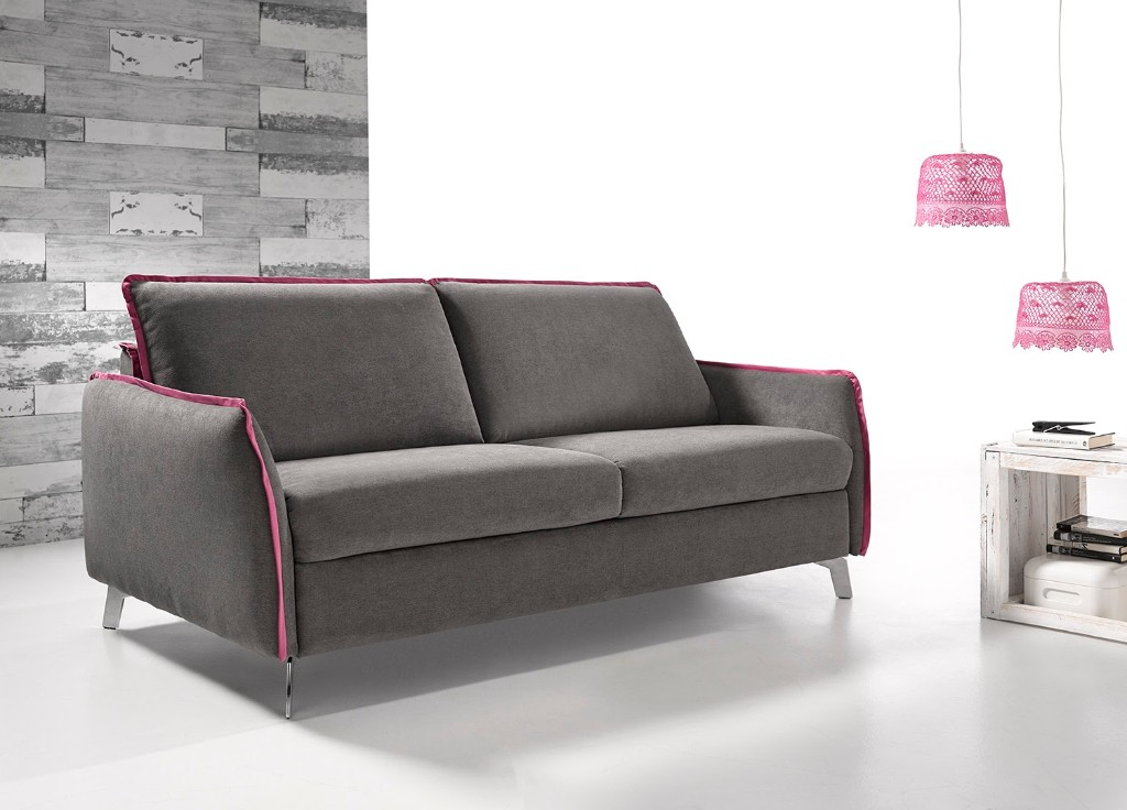 Canapé Convertible Couchage 160 Cm