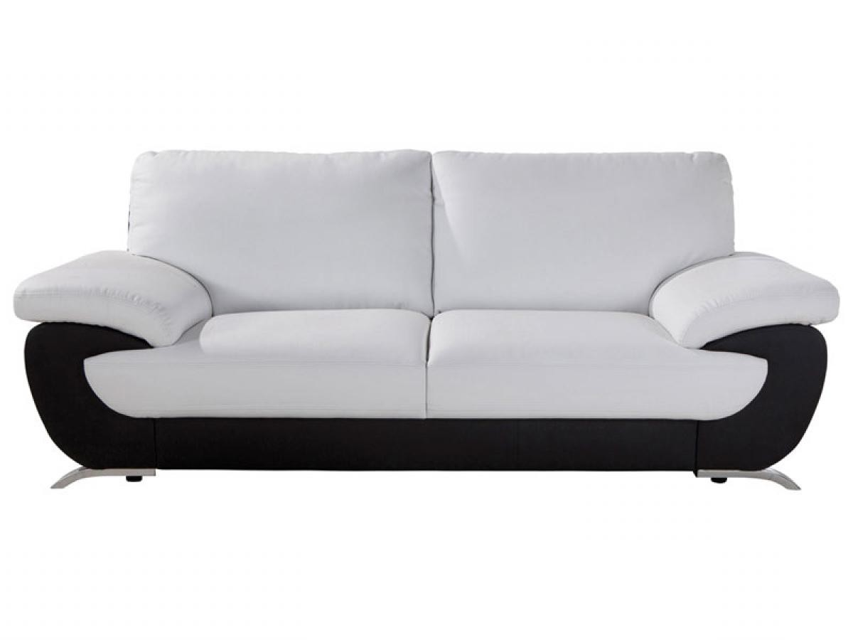 Canap cuir 3 places convertible conforama canap for Canape 8 places conforama