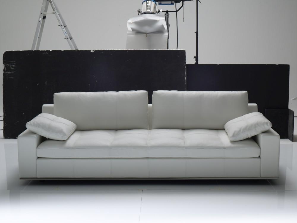 Canapé Cuir 4 Places Convertible
