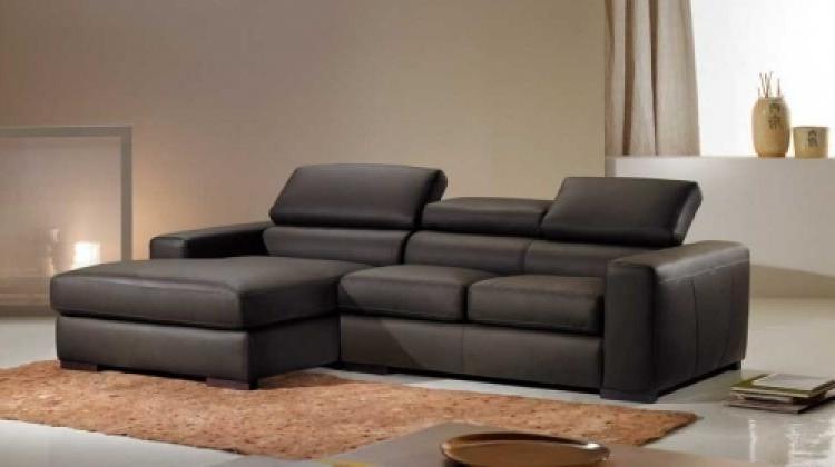 Canapé Cuir Angle Convertible Conforama