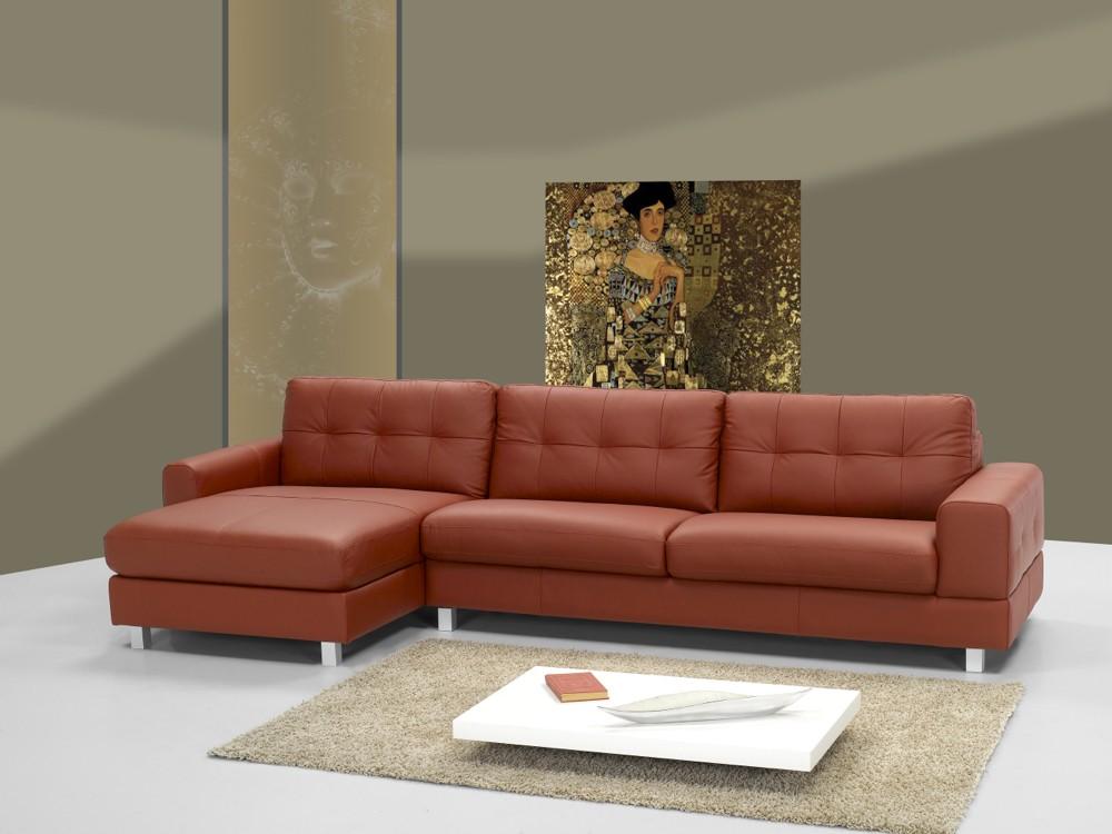 Canapé Cuir Design Italien Rodrigue