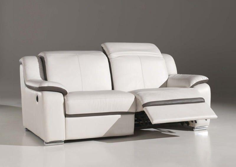 Canapé Cuir Relaxation électrique But