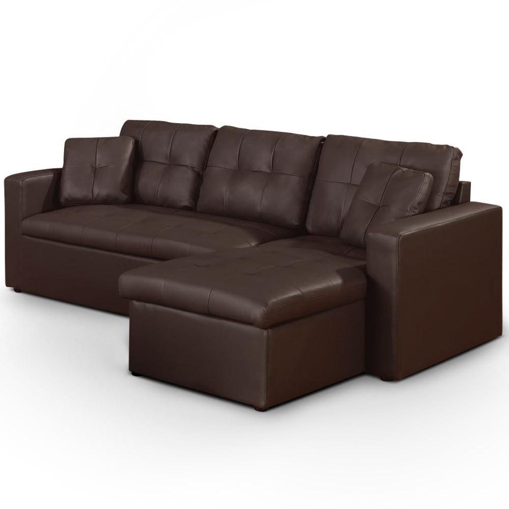 Canapé D'angle Convertible Avec Matelas Bultex