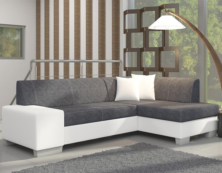 Canapé D'angle Convertible Moderne