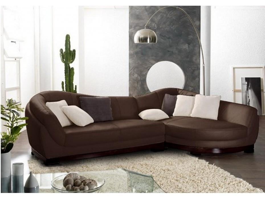 Canapé D'angle Cuir Buffle