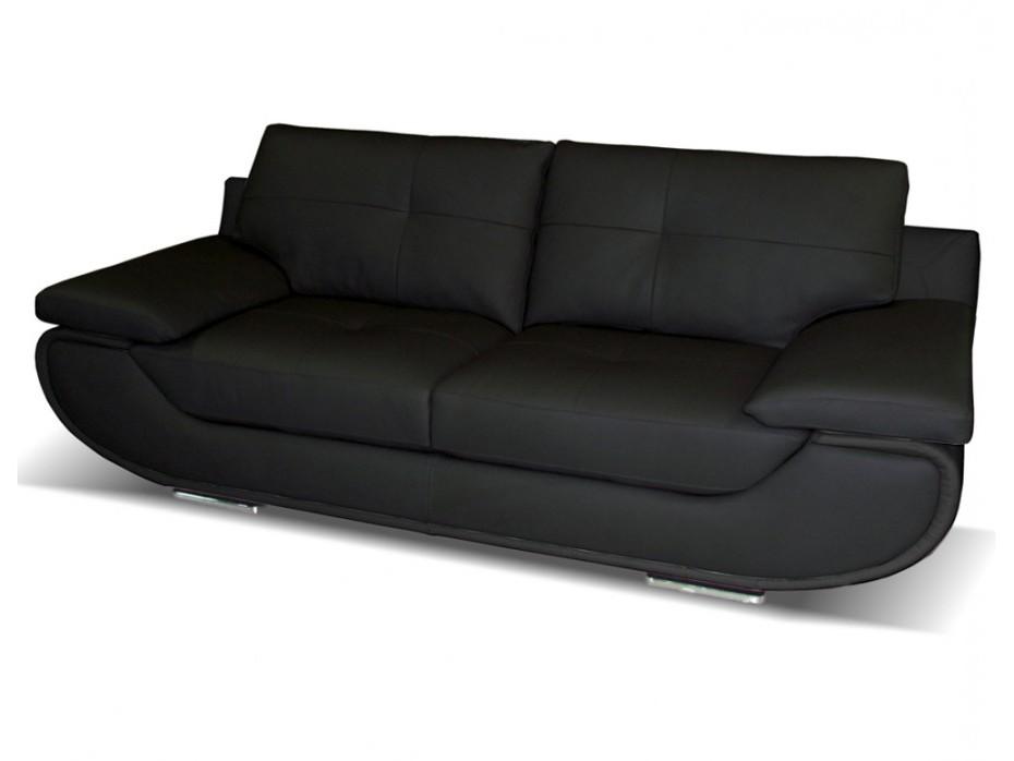 Canapé D'angle Cuir Luxe Orgullosa