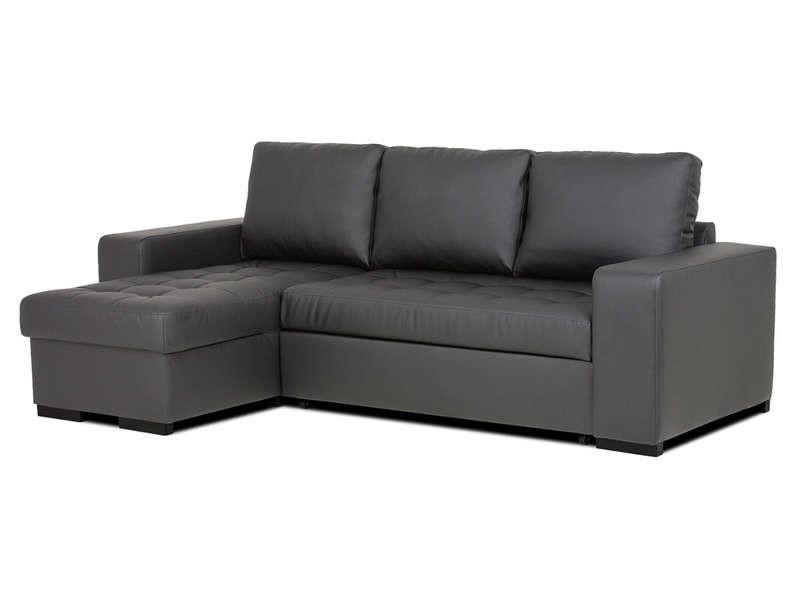 Canapé D'angle Simili Cuir Conforama