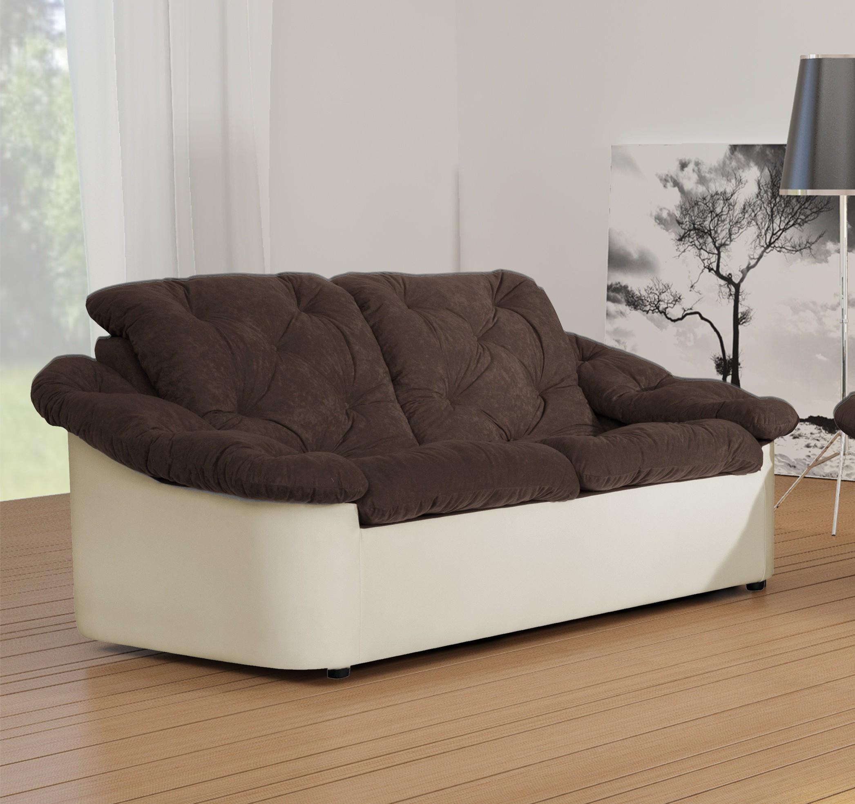 Canapé De Relaxation 2 Places Tissus