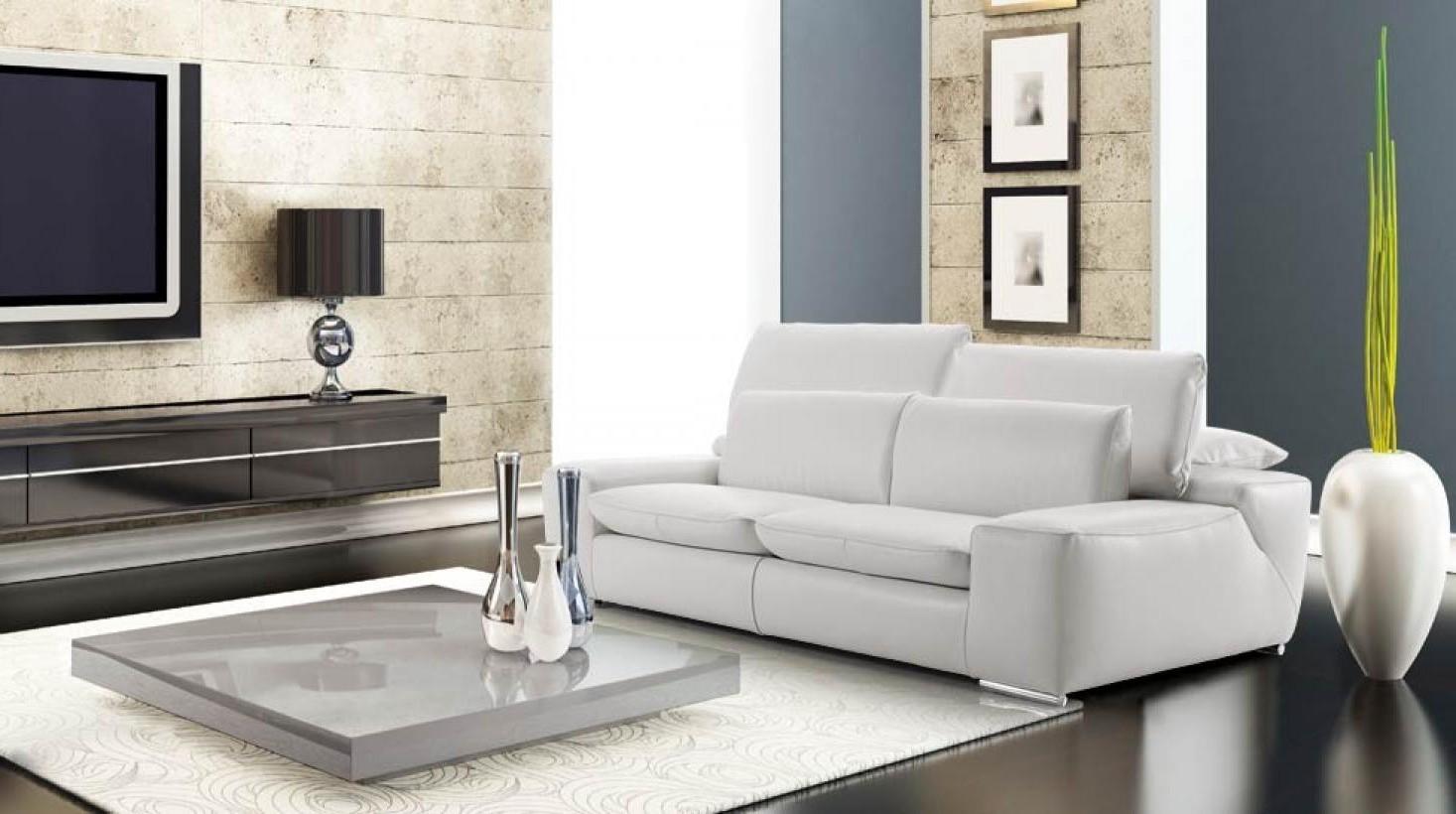 Canapé Design Haut De Gamme Cuir
