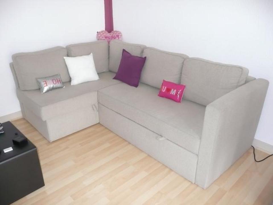 Canapé Lit D'angle Convertible Ikea