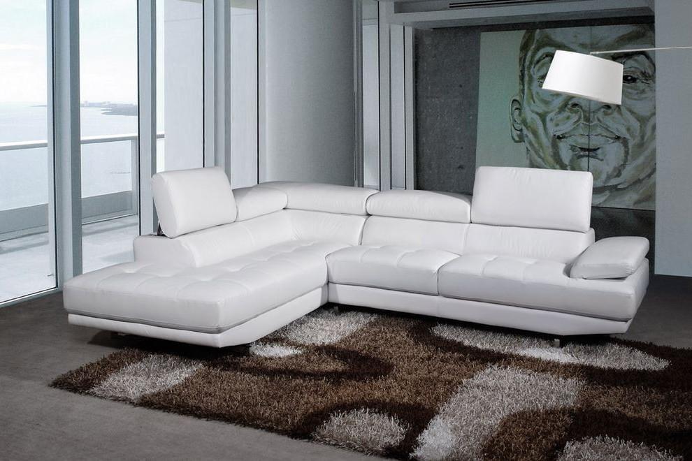 Canape meridienne cuir blanc canap id es de for Canape cuir blanc conforama