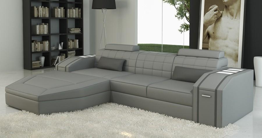 Canape Meridienne Cuir Design