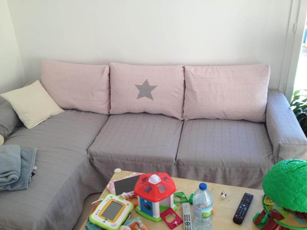 Housse Coussin Canapé Ikea