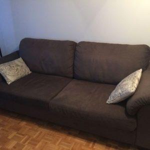 Ikea Canapé Convertible Manstad