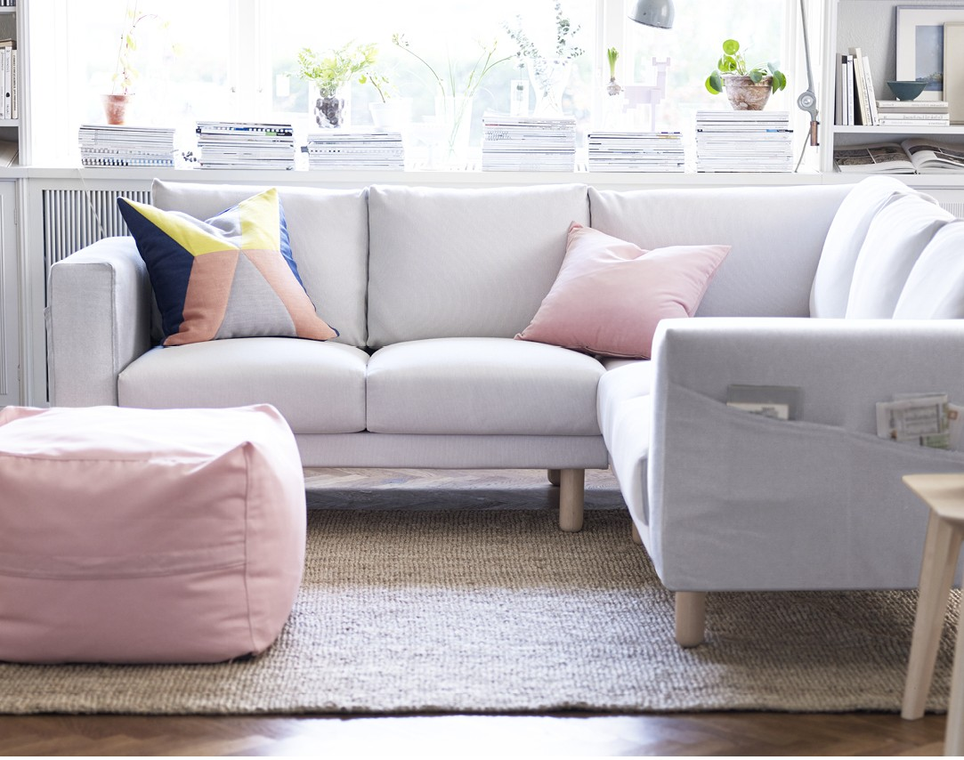Petit Canapé Blanc Ikea
