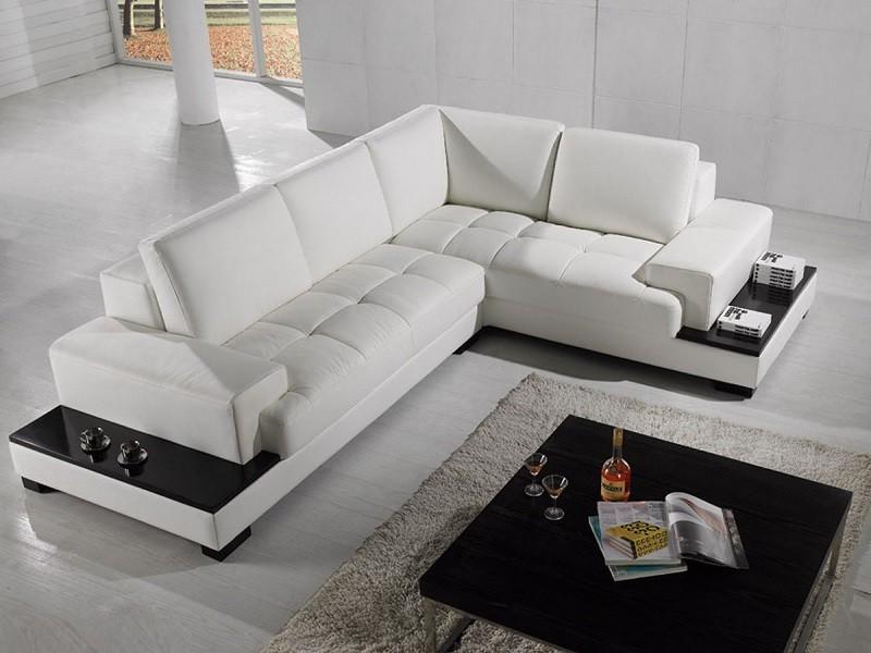 Petit Canapé Cuir Design