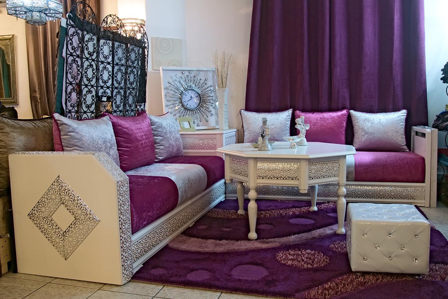 Tissu D'ameublement Pour Canapé Marocain