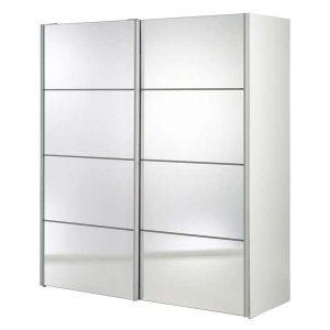 Armoire 2 Portes Coulissantes Miroir Ikea