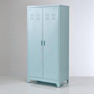 Armoire portes coulissantes largeur 150 cm armoire for Armoire 2 portes coulissantes largeur 120 cm