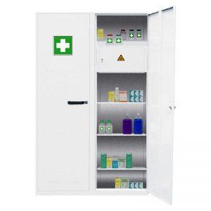 Armoire A Pharmacie Rossignol 1 Porte