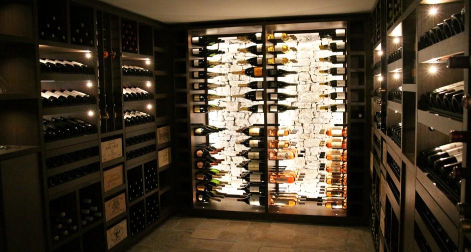 Armoire A Vin Sur Mesure