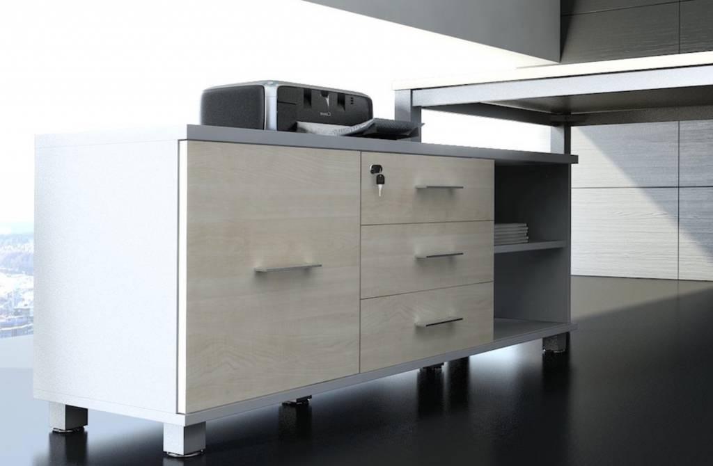 Armoire Basse De Bureau Design