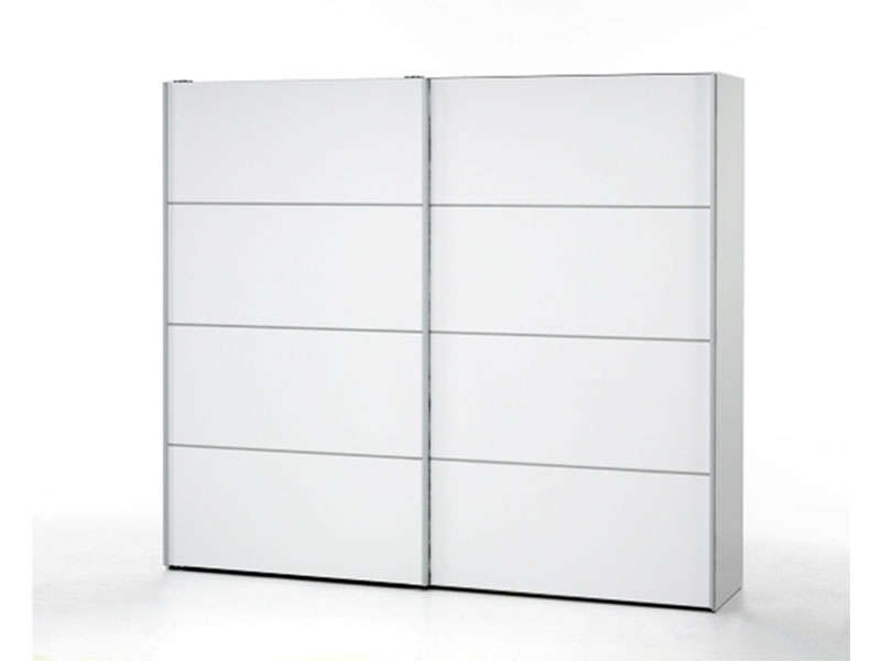 Armoire Blanche Coulissante Conforama