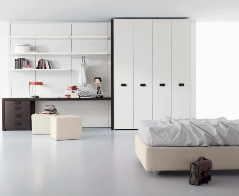 Armoire Bureau Porte Coulissante Design