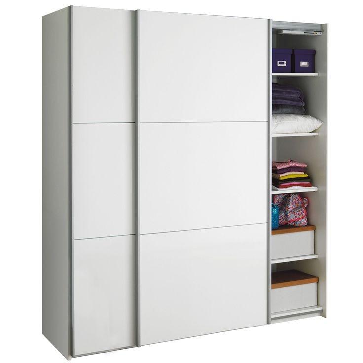 Armoire Bureau Porte Coulissante Ikea