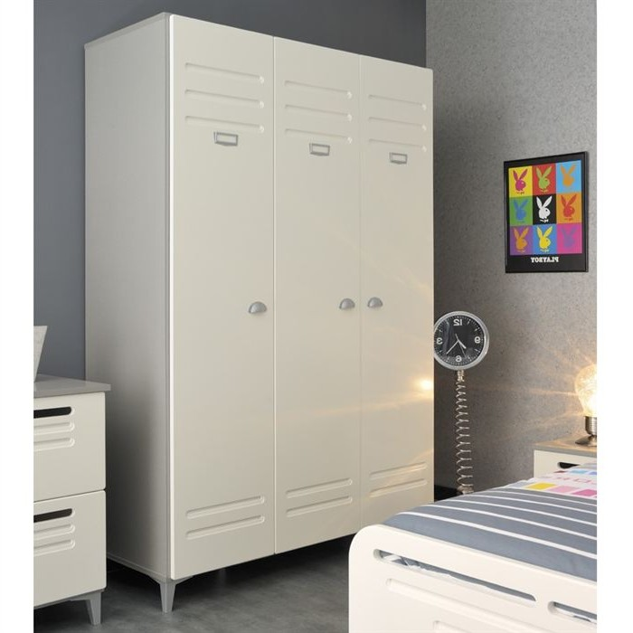 armoire chambre blanche cdiscount armoire id es de. Black Bedroom Furniture Sets. Home Design Ideas