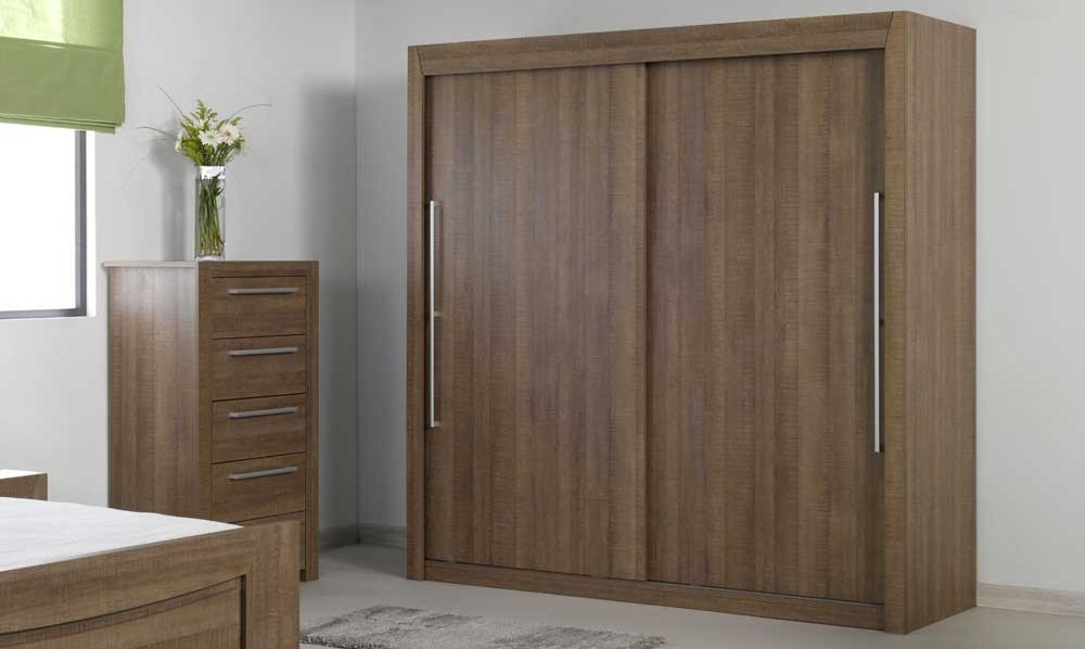 Beautiful armoire chambre adulte bois pictures design for Armoire chambre adulte