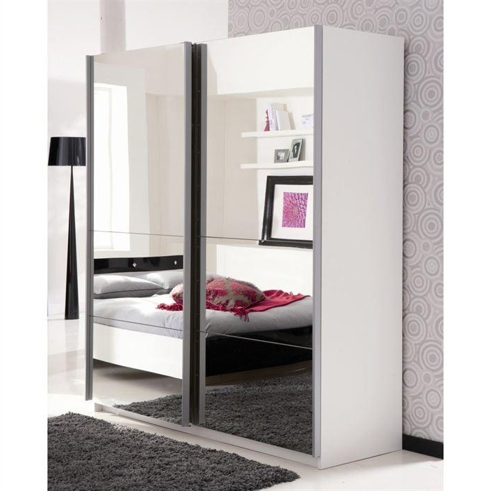 armoire chambre porte coulissante miroir armoire id es. Black Bedroom Furniture Sets. Home Design Ideas