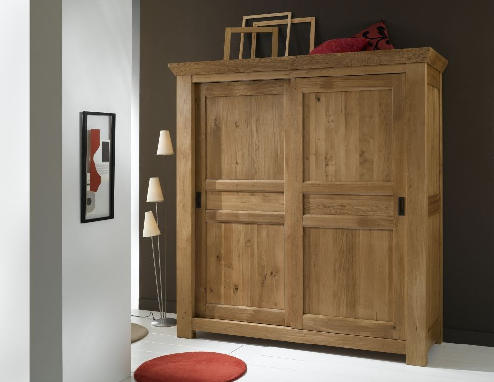 armoire de bureau en bois porte coulissante armoire. Black Bedroom Furniture Sets. Home Design Ideas