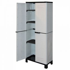 armoire plastique exterieur bricoman armoire id es de. Black Bedroom Furniture Sets. Home Design Ideas