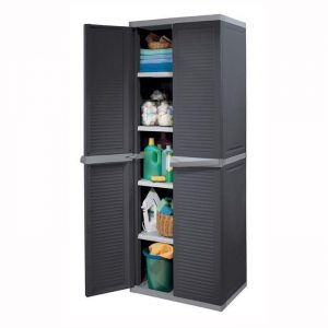 petite armoire de rangement en plastique armoire id es. Black Bedroom Furniture Sets. Home Design Ideas
