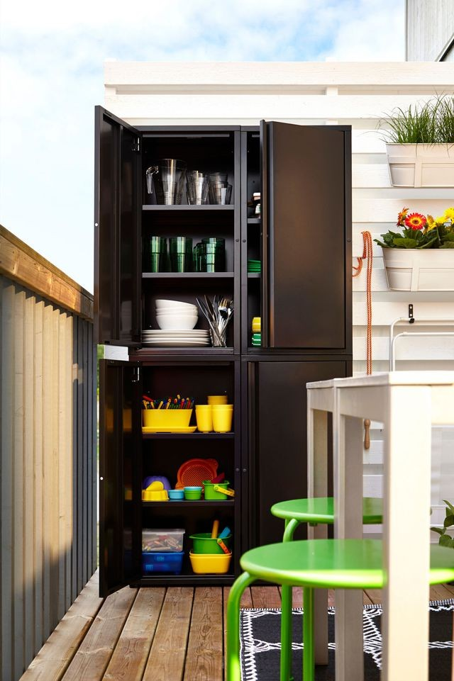 armoire de rangement jardin ikea armoire id es de. Black Bedroom Furniture Sets. Home Design Ideas