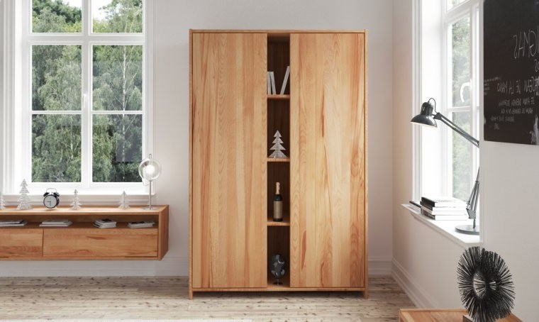 Armoire Dressing Bois Massif